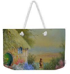 Through The Gate Weekender Tote Bag
