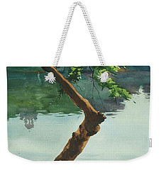 Dhanmondi Lake 03 Weekender Tote Bag by Helal Uddin