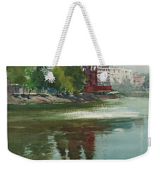 Dhanmondi Lake 04 Weekender Tote Bag by Helal Uddin