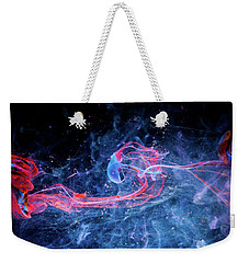 Dharma - Contemporary Art Photography Weekender Tote Bag by Modern Art Prints