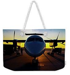 Dhc-8-300 Refueling Weekender Tote Bag