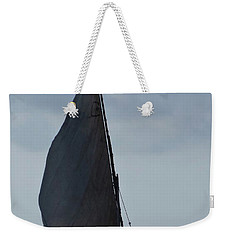Dhow Wooden Boats In Sail Weekender Tote Bag by Exploramum Exploramum