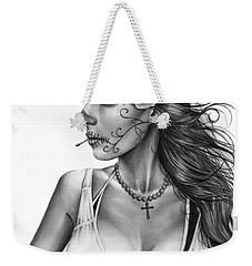 Dia De Los Muertos 1 Weekender Tote Bag