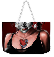 Dia De Los Muertos The Vapors Weekender Tote Bag