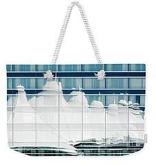 Dia Hotel Reflection Weekender Tote Bag by Joe Bonita