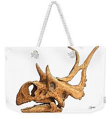 Diabloceratops Weekender Tote Bag