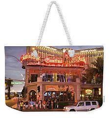 Diablo's Cantina In Las Vegas Weekender Tote Bag by RicardMN Photography