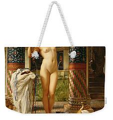 Diadumene Weekender Tote Bag