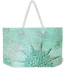 Diamond Dust Weekender Tote Bag
