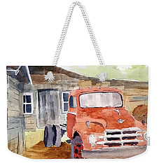 Diamond In The Rough Weekender Tote Bag by Larry Hamilton