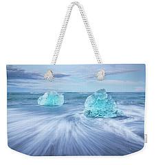 Diamond In The Rough. Weekender Tote Bag