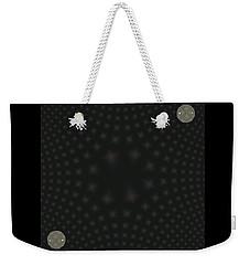 Diamond In The Round Weekender Tote Bag