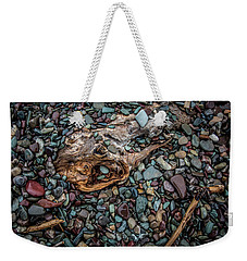 Diamonds In The River Weekender Tote Bag