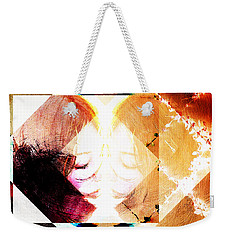 Diamonds Intersection Weekender Tote Bag