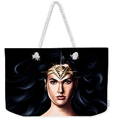 Diana Weekender Tote Bag