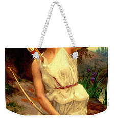 Diana The Huntress Guillaume Seignac  Weekender Tote Bag