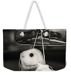 Dice In The Window Weekender Tote Bag