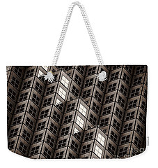 Dices Noir Weekender Tote Bag