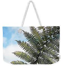 Dicksonia Frond Weekender Tote Bag