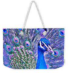 Did You Put Artificial Colors In My Food Weekender Tote Bag by Margaret Bobb