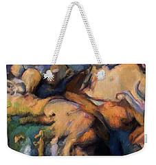 Die Fledermaus Weekender Tote Bag