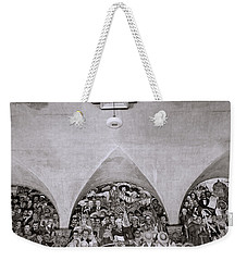 Diego Rivera Weekender Tote Bag by Shaun Higson