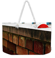 Different Therefore Cornered  Weekender Tote Bag