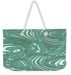 Digital Abstract Weekender Tote Bag