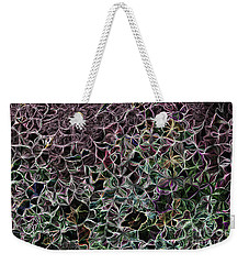 Digital Garden Vi Weekender Tote Bag by Leo Symon