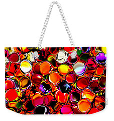 Digital2012b Weekender Tote Bag by Loxi Sibley