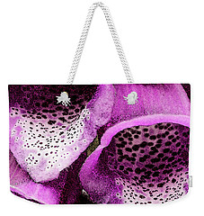 Digitalis Weekender Tote Bag
