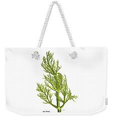 Dill Plant Weekender Tote Bag