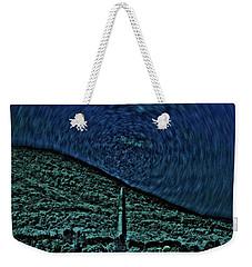Dimensional Confluence Weekender Tote Bag