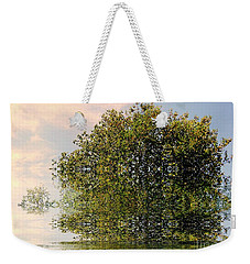 Dimensional Weekender Tote Bag by Elfriede Fulda