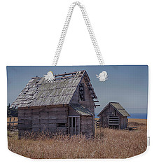 Weekender Tote Bag featuring the photograph Diminishing Return In Color by Kandy Hurley