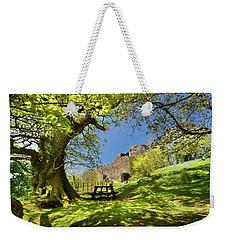 Dinefwr Castle Weekender Tote Bag