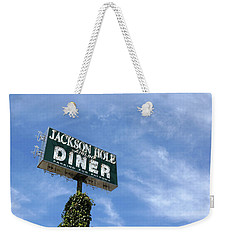 Diner Dreams Weekender Tote Bag