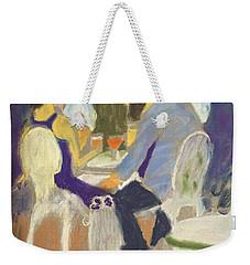 Diner's At Justine's Weekender Tote Bag