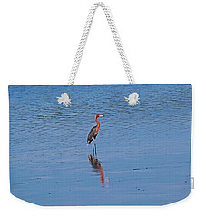 Weekender Tote Bag featuring the photograph Ding Darling's Number One by Michiale Schneider