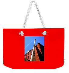 Dinger Weekender Tote Bag by David Gilbert