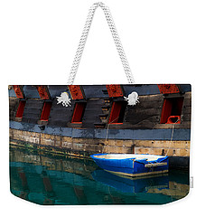 Dinghy Weekender Tote Bag