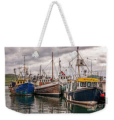 Dingle Harbour Weekender Tote Bag