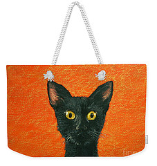 Dinner? Weekender Tote Bag by Marna Edwards Flavell