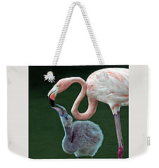 Dinner Time Weekender Tote Bag