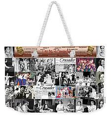 Dionysians Poster Weekender Tote Bag