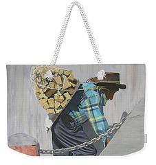 Dios Fortelezca Weekender Tote Bag