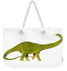 Diplodocus Weekender Tote Bag