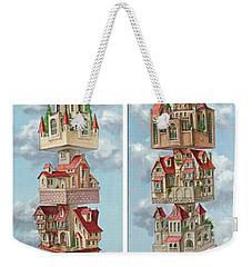 Diptych Air Castles Weekender Tote Bag