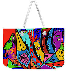 Director Of Chaos Weekender Tote Bag