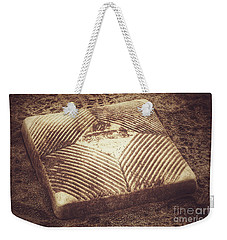 Dirty Base Weekender Tote Bag